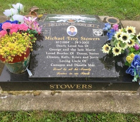 STOWERS, Michael Troy b.2002 (Headstone)